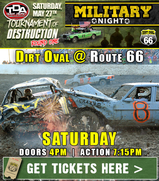 Memorial Day Weekend at the Dirt Oval