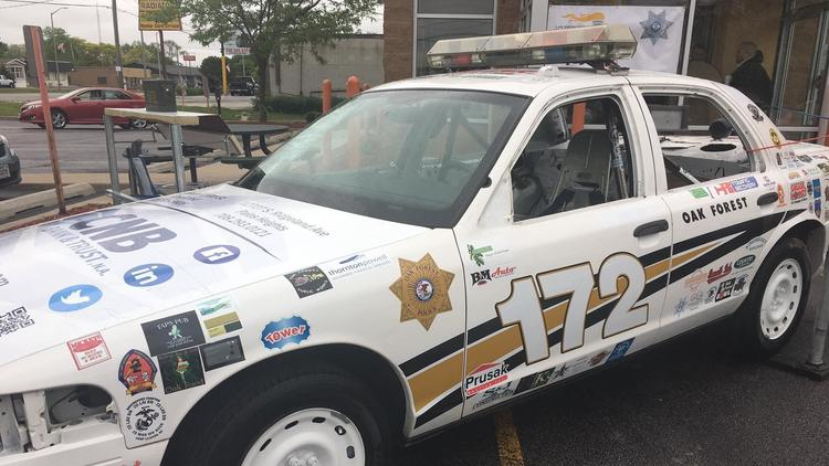 Local officers to compete in stock car race for Special Olympics