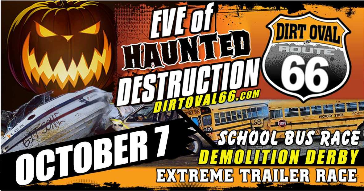EVE of HAUNTED DESTRUCTION
