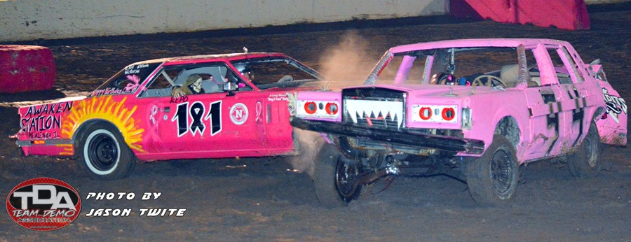 womens demo derby