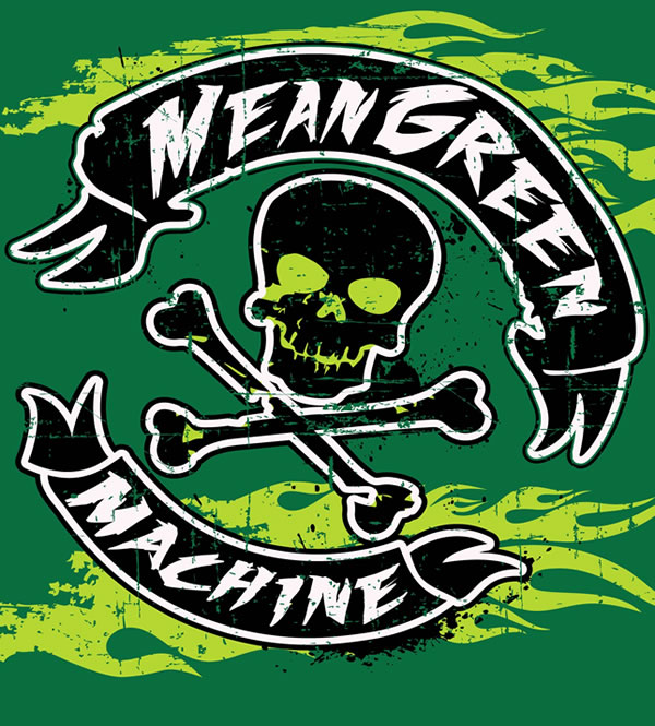 MeanGreenMachine