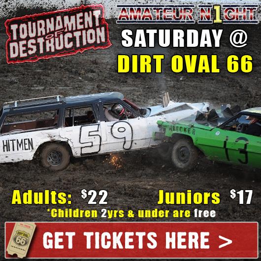 2016 Tournament of Destruction Round 2: This Saturday