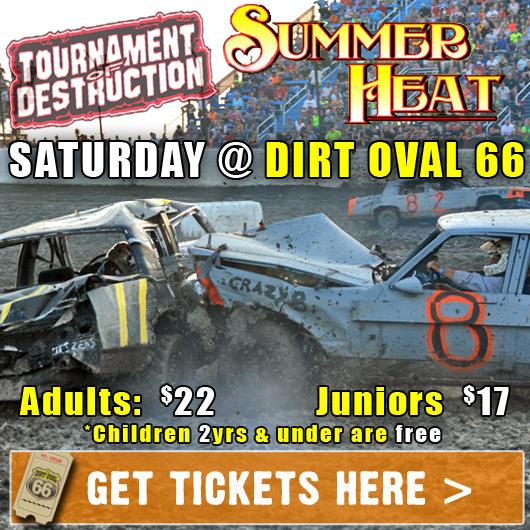 2016 Tournament of Destruction Round 3