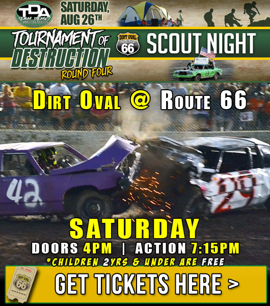 On a Collision Course to the Team Demolition Derby Championship