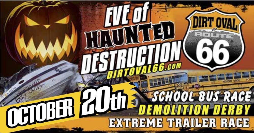 Eve of Haunted Destruction is here! Are your costumes ready??