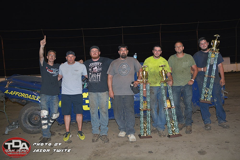 Junkyard Dogs Win Round 1