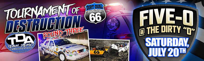 2019 Five-0 at Route 66