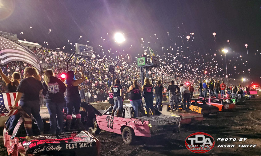 muddy demo derby