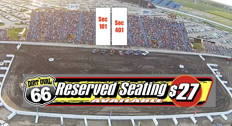 reserved tickets